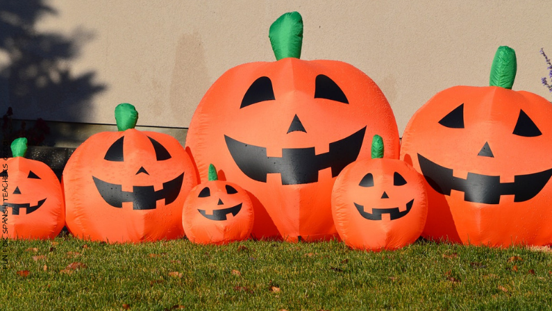 FIVE HALLOWEEN SONGS FOR ELEMENTARY SPANISH
