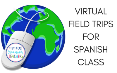 Virtual Field Trips in Elementary Spanish Class