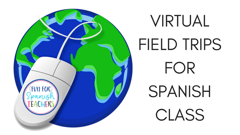 Virtual Field Trips in Elementary Spanish Class