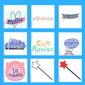 Magic Words in Spanish