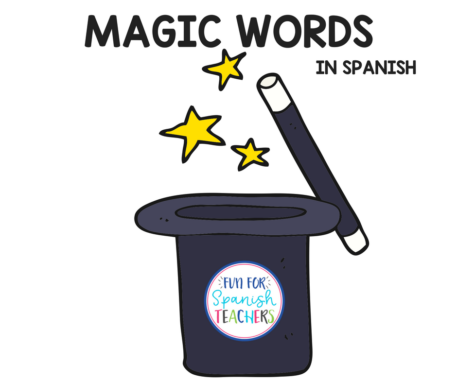 Songs for teaching spanish archives funforspanishteachers use fun reminders and encourage children to use them in their daily interactions print the flash cards and laminate them for durability m4hsunfo