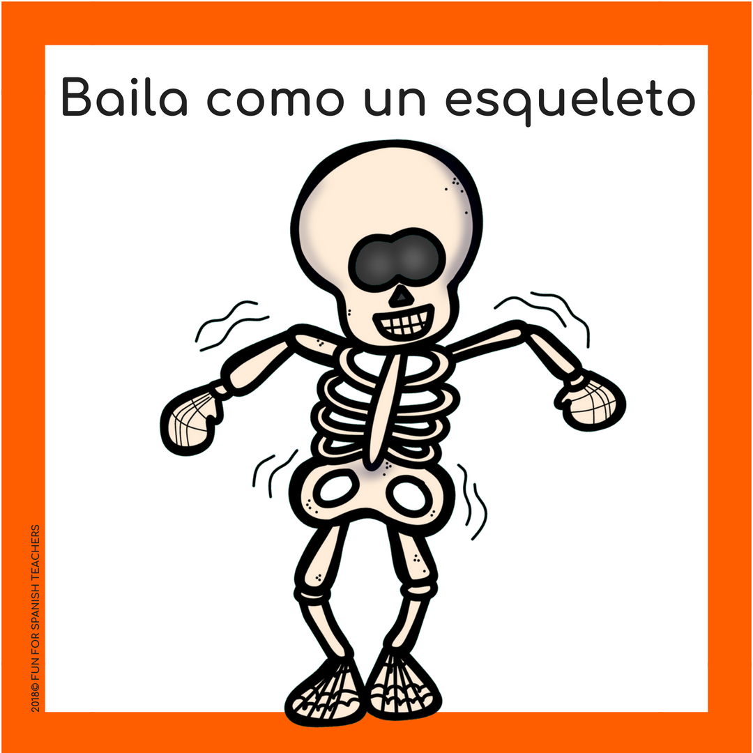 Here is an opportunity to teach some movement words in Spanish. I have  added these cards to the brain breaks I will be using with my younger  students during ...