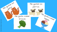 AN ACTIVITY FOR THE FIRST WEEKS OF SPANISH CLASS