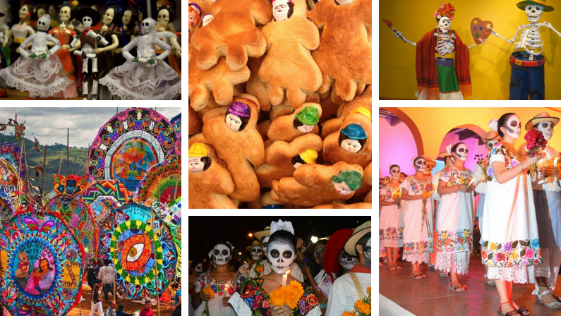 DAY OF THE DEAD RESOURCES FOR SPANISH CLASS