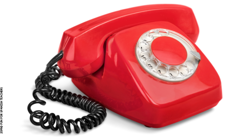 TELEPHONE DICTATION: A TWIST ON RUNNING DICTATION