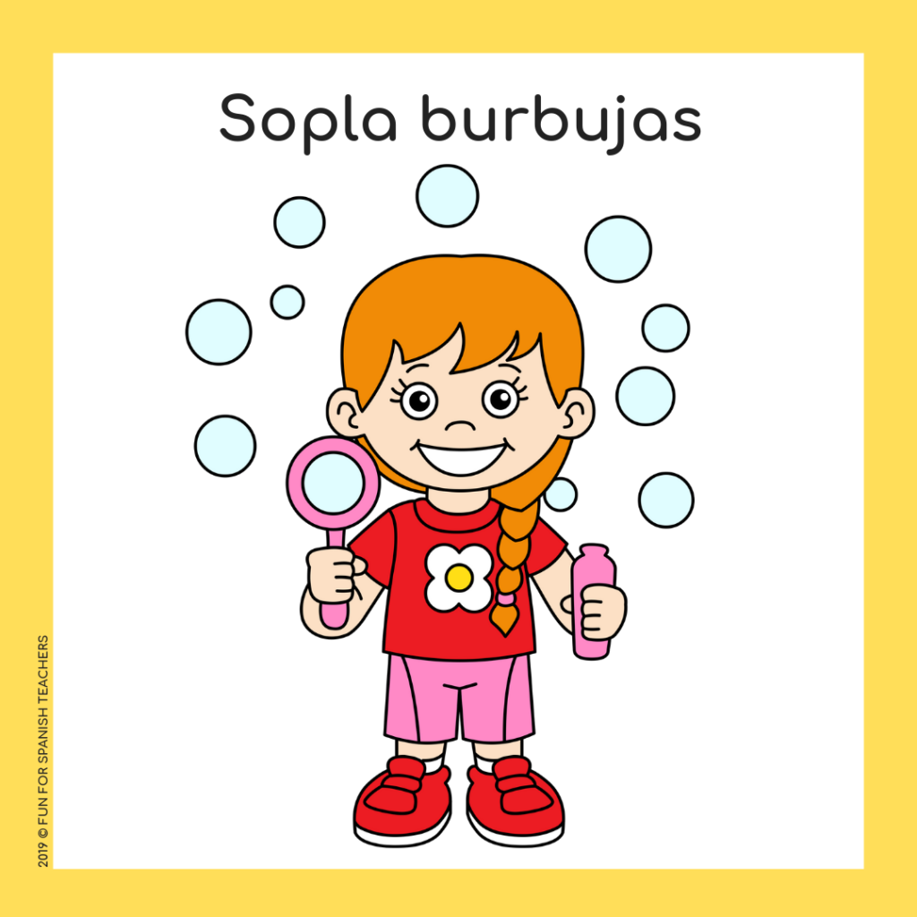 Brain Breaks Archives - FunForSpanishTeachers