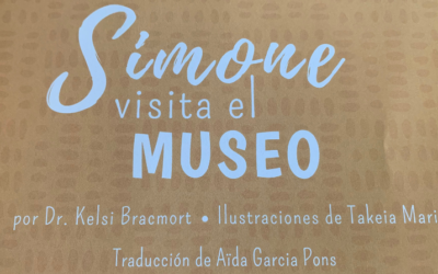 SIMONE VISITA EL MUSEO {BOOK REVIEW}