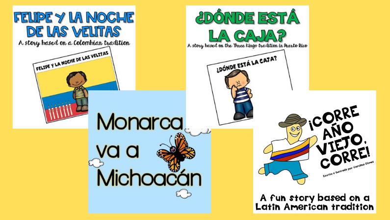 SHORT STORIES FOR ELEMENTARY SPANISH