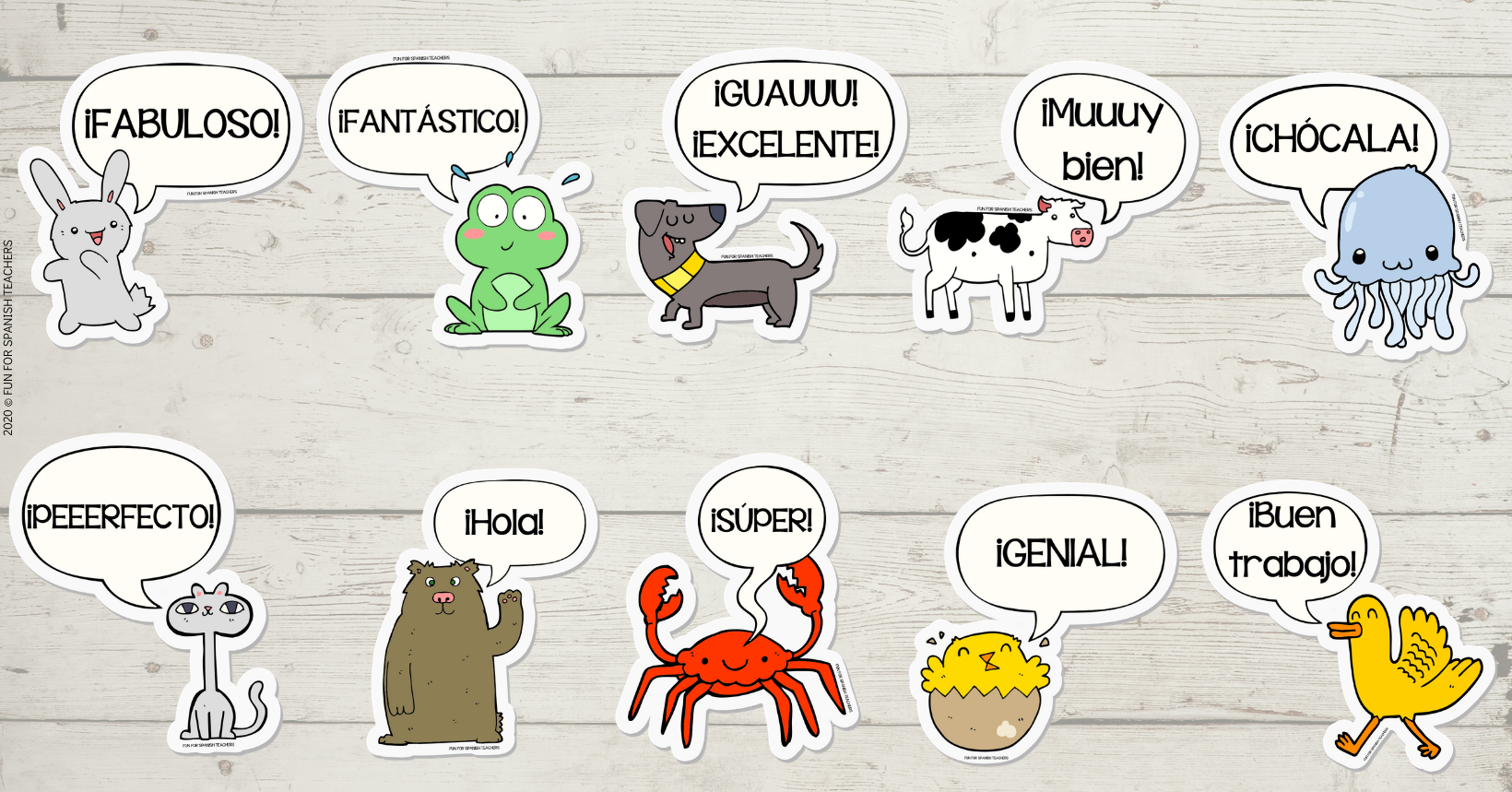 DIGITAL STICKERS FOR SEESAW