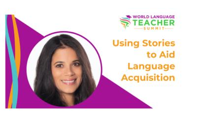 THE WORLD LANGUAGE TEACHER SUMMIT IS BACK
